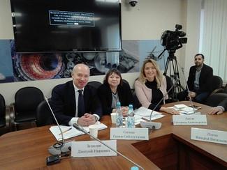 Заседание Экспертного совета по вопросам изобретательства и рационализаторства, интеллектуальной соб