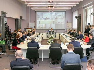 Заседание Коллегии Федеральной службы по интеллектуальной собственности (РОСПАТЕНТ)