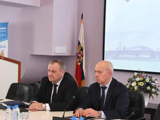 Расширенное заседание Оргкомитета XXI Московского международного Салона изобретений и инновационных