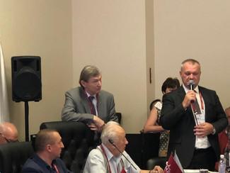 В канун дня изобретателя и рационализатора прошло Расширенное заседание президиума Московской городс