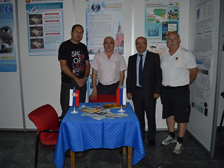 """International Innovation club """"Archimedes"""" has participated in the international inventions exhibiti"""