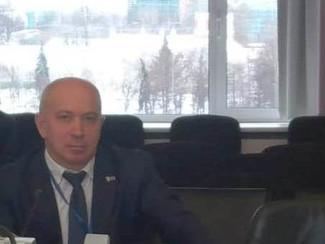 Представители Московской городской организации ВОИР и Комитета по изобретательской, рационализаторск
