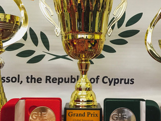 Successful participation of Russian inventors in Global Invention Forum in Cyprus 2020