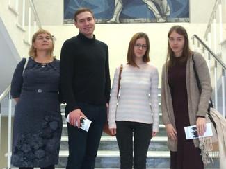 21 ноября 2017 сотрудники МГО ВОИР посетили музей Роспатента и Всероссийскую патентно-техническую би