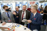 """Official opening ceremony of Moscow International Salon """"Archimedes-2021"""""""