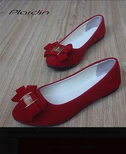 Plardin flat shoe