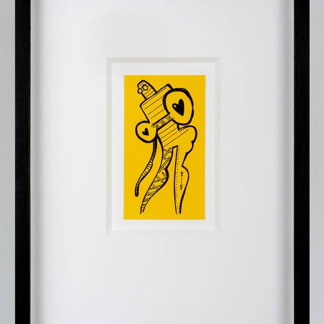 Gelbe Serie #12