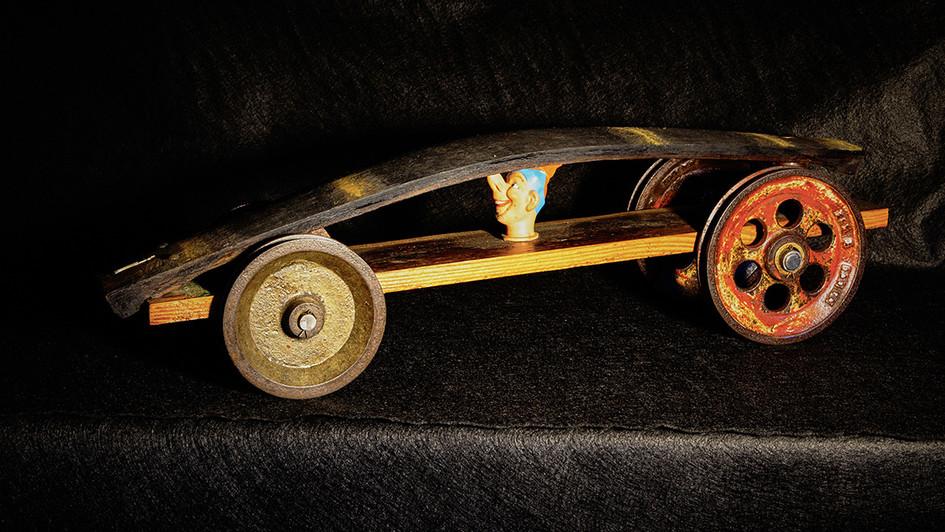 Kasperl Auto
