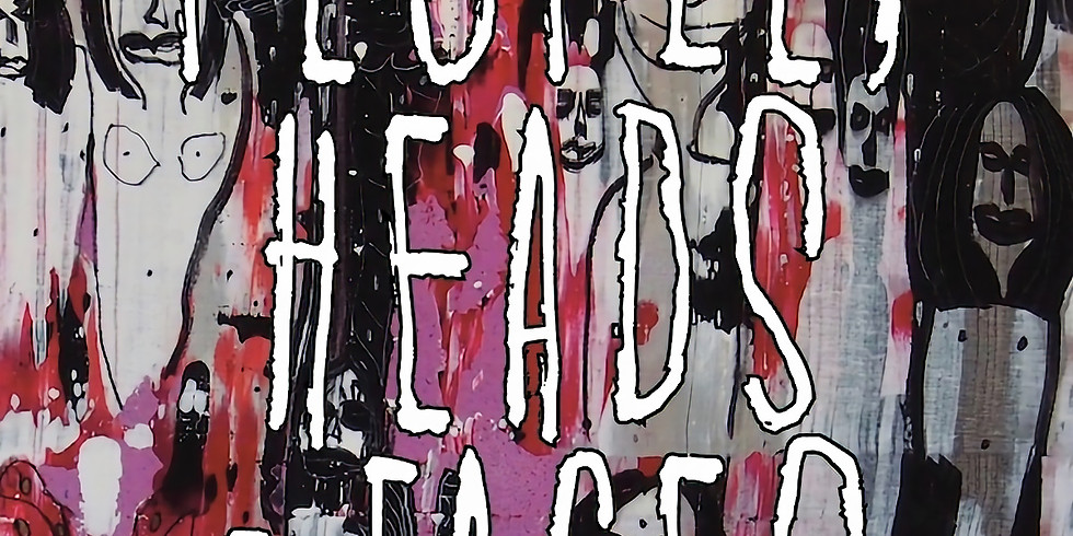 Finissage - People, Heads & Faces
