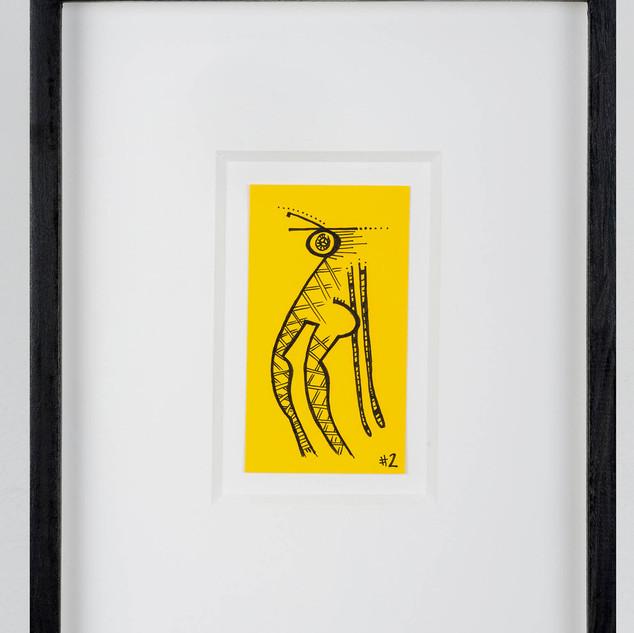 Gelbe Serie #2