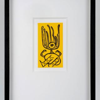 Gelbe Serie #9