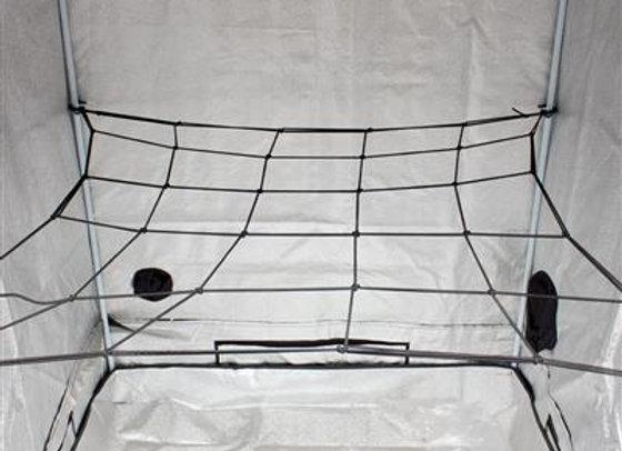 Scrog Net (LightHouse StretchNet with 4 Hooks)