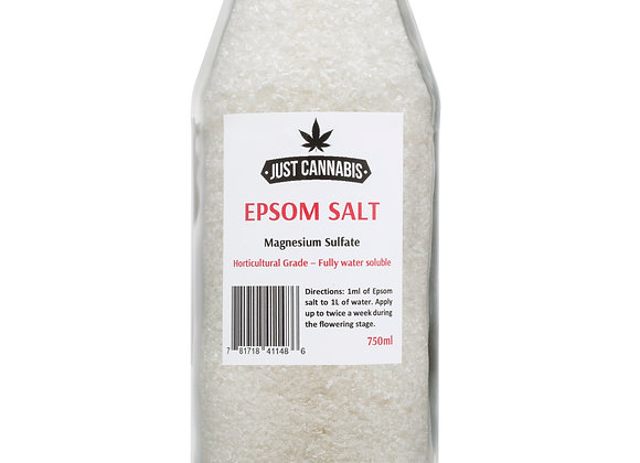 Epsom Salt (Just Cannabis)