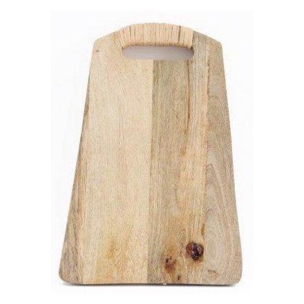 Natural wood Chopping Board 40cm