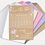 Thumbnail: Rustic Bloom Magnetic Save the Date