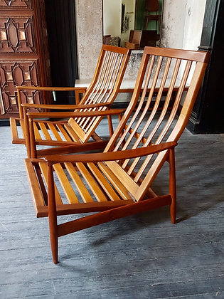 """Sillones Daneses """"Lounge Chair"""" II"""