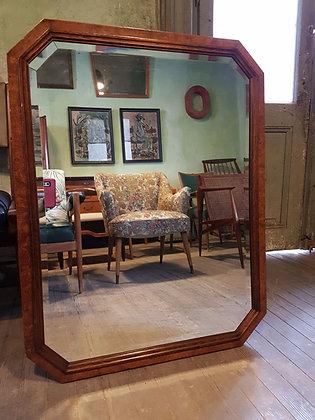 Espejo 'Art Deco' - Raiz de Abedul -
