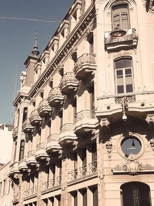 Arquitectura Ciudad Vieja