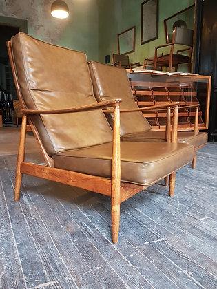 Sillón Danés  'Lounge Chair'