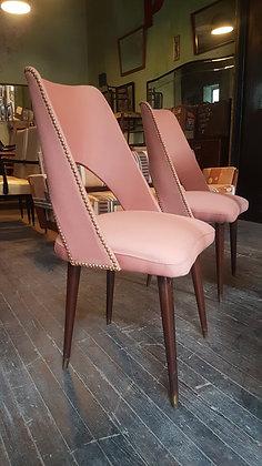 Sillas Años 50 'Pink Lady'