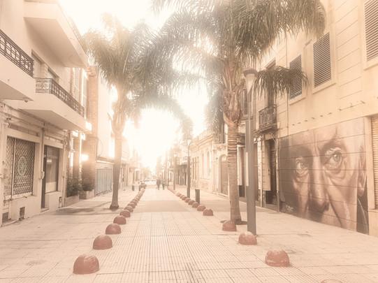 Peatonal Sarandí Street Art