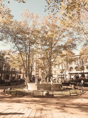 Fuente Plaza Matriz
