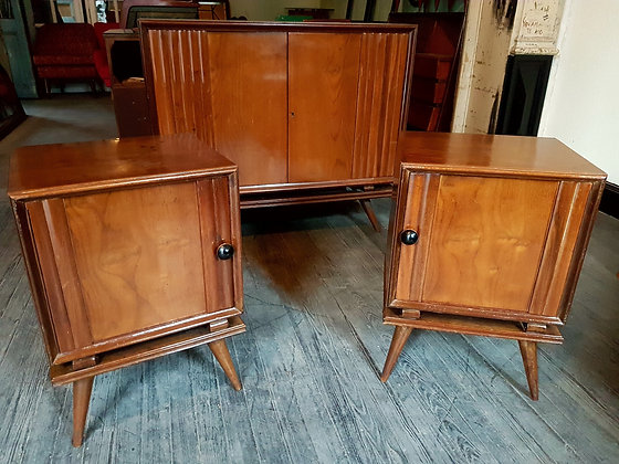 Mesas de Luz Vintage 'Americanas'