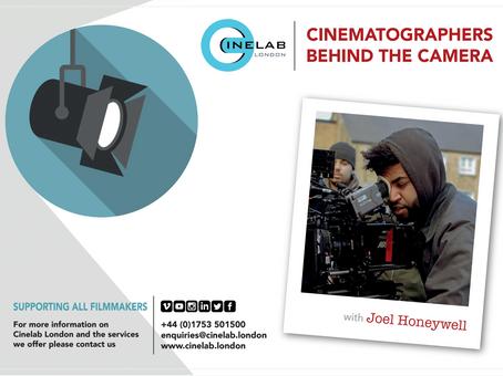 Cinematographers Behind the Camera: Joel Honeywell