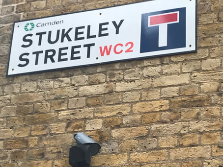 PROJECT: Stukeley Street
