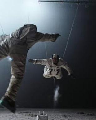 DJ Shadow ft De La Soul 'Rocket Fuel' -