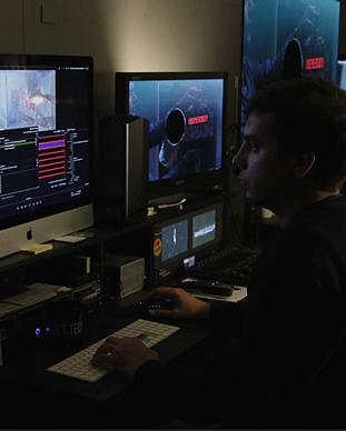 Cinelab London Workflow Supervision Services