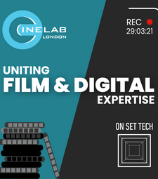 Cinelab London & On Set Tech Join Forces!