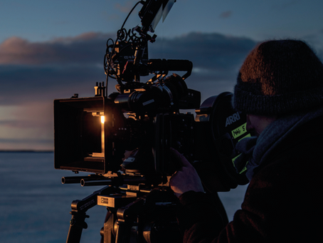 Why Isn't Shooting on Film a Thing of the Past? Assuring the future of film with Cinelab London