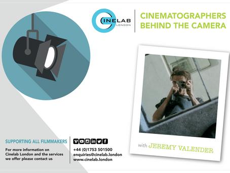 Cinematographers Behind the Camera: Jeremy Valender