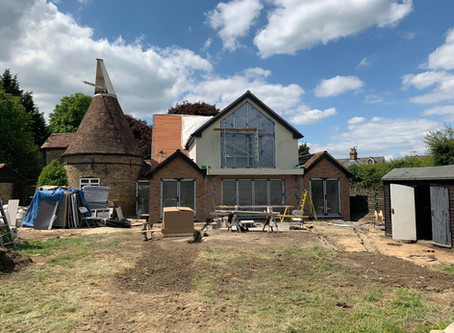 PROJECT: Meopham Oast House