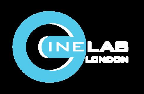 Cinelab Logos New WHITE_Master Logo - Ci