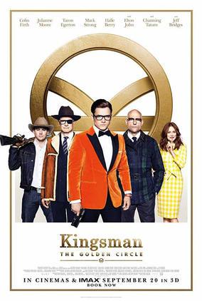 Kingsmen The Golden Circle