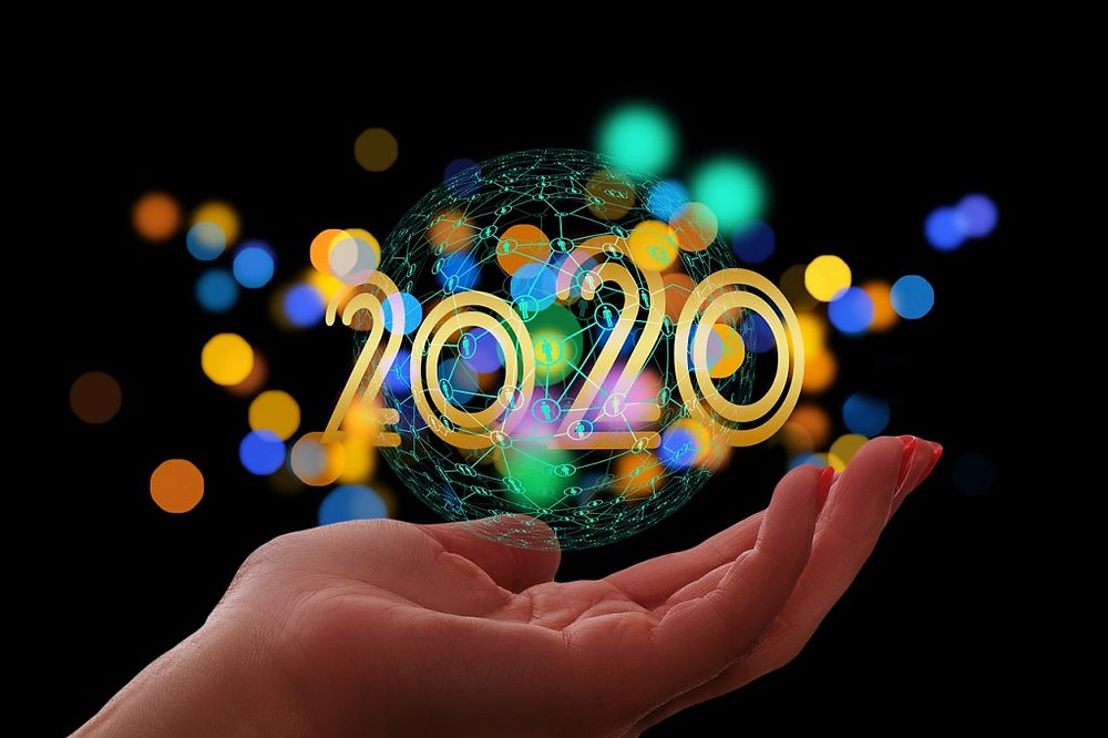 new year's day, network, 2020