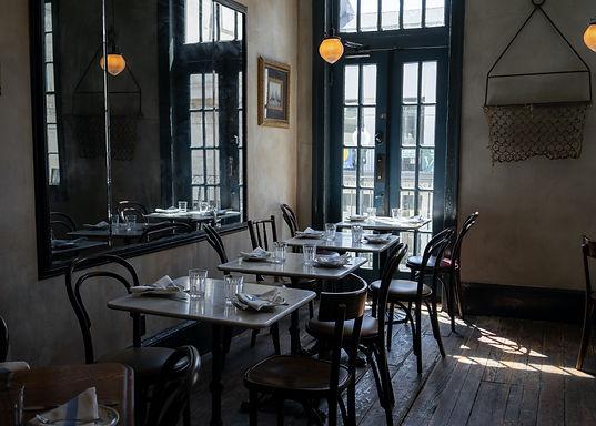 restaurant sitdown