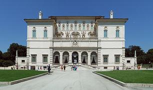 Galerij-Borghese-Rome