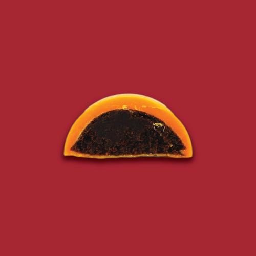 Lucky Orange Cross