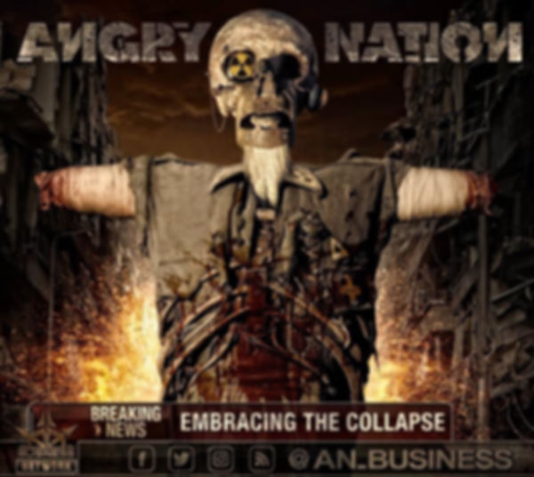 Angry Nation - Embracing The Collapse