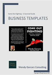 Come Out Fighting - Busines Templates