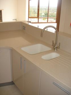 KitchenIsland Formed Sinks