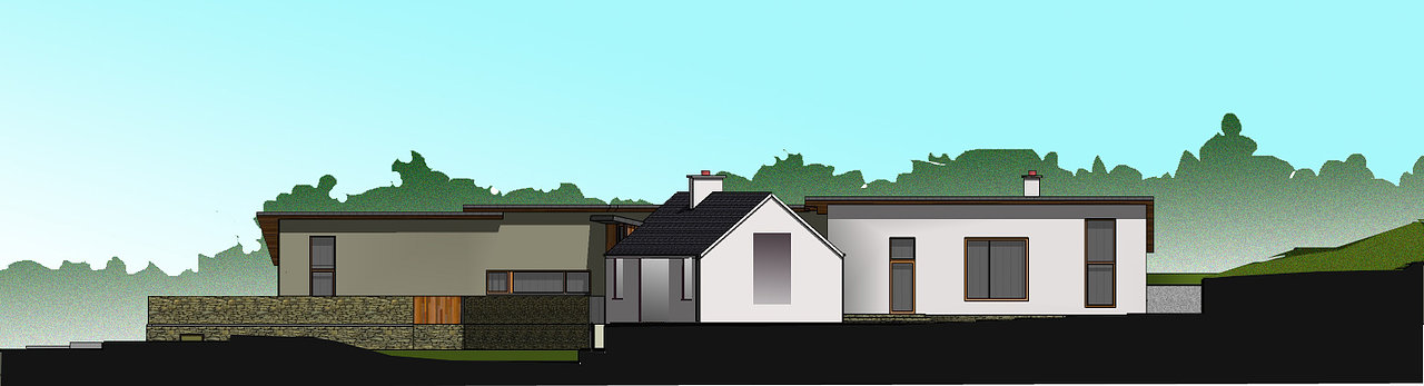 House Extension in Foxford