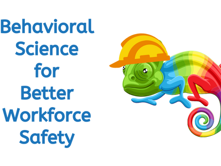 Can Behavioral Science Help Improve Construction Safety?