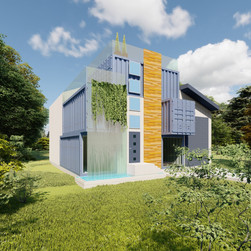 6 Shipping containers