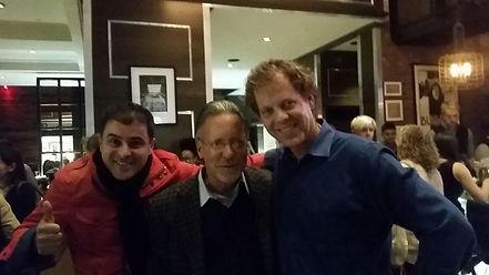 Marti Ayanegui, Brad Strickland, Jay Abraham