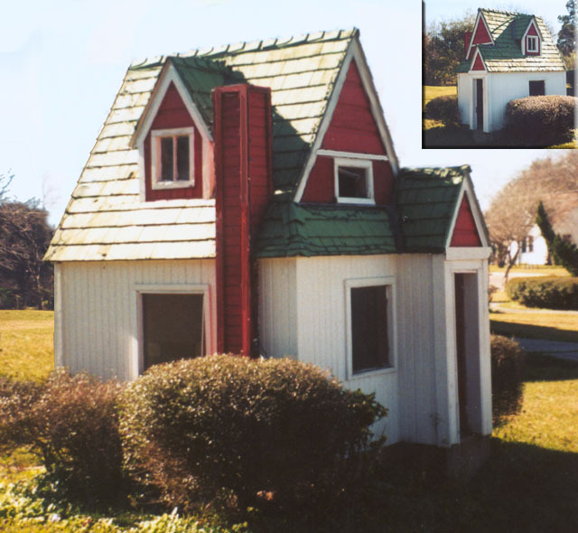 Cuteness Cottage - $3844