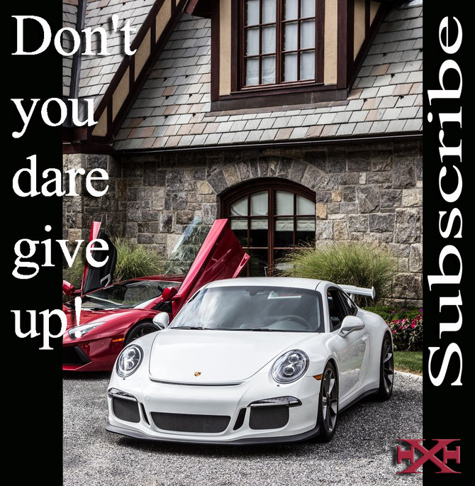 Don't you dare give up.